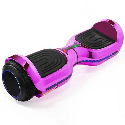 6 5 inch self balancing hoverboard scooter