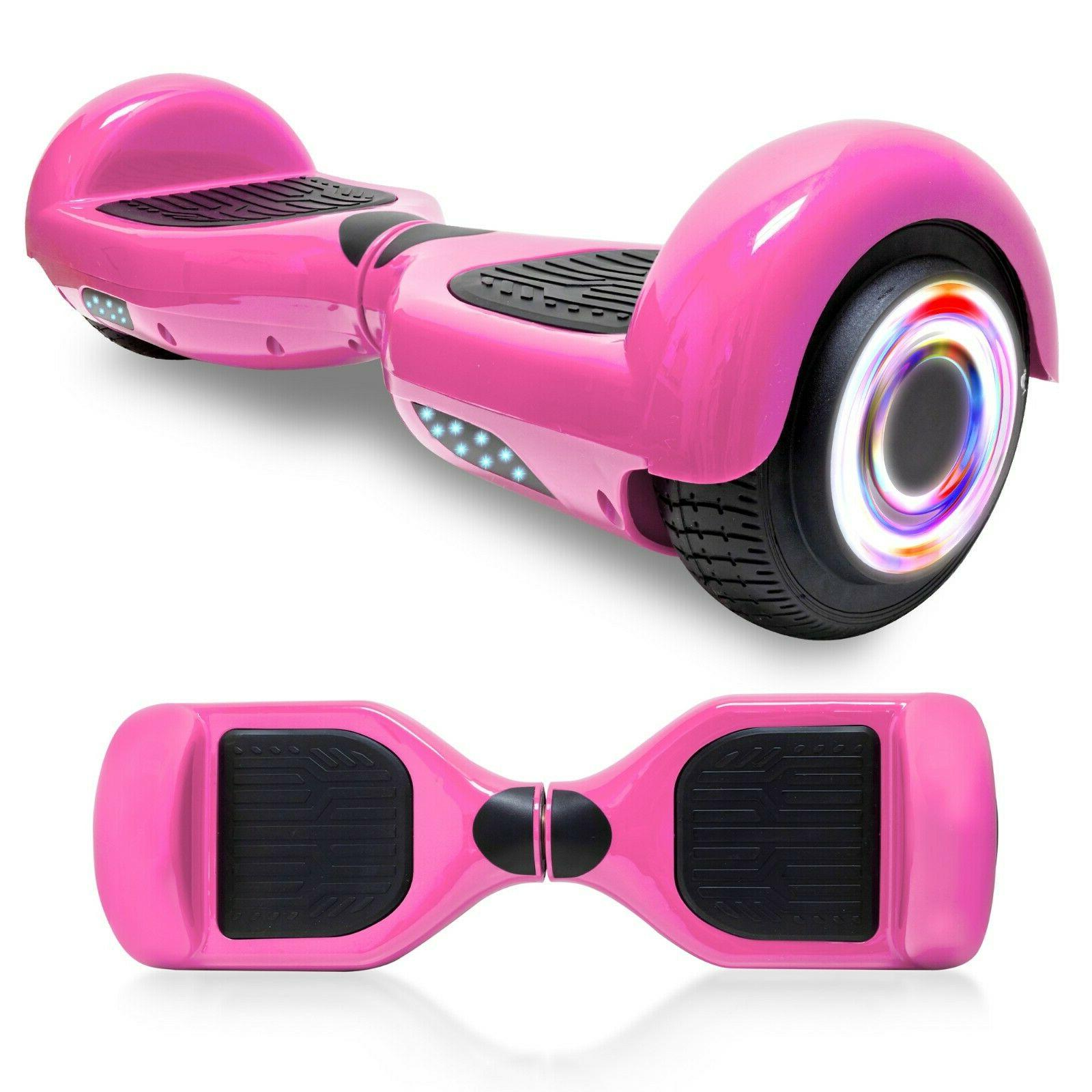 NHT 6.5 Two Hoverboard Design