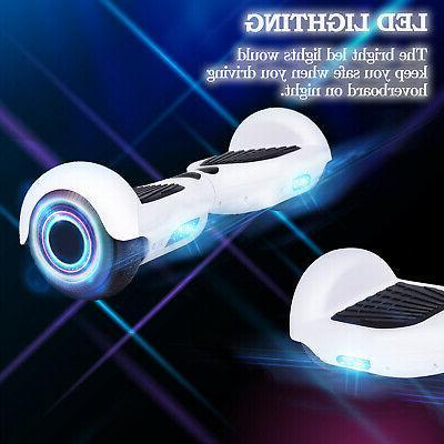6.5'' LED Self Balancing UL2272