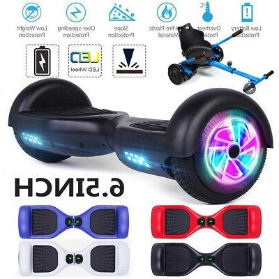 6 5inch wheels hoverboard electric self balancing