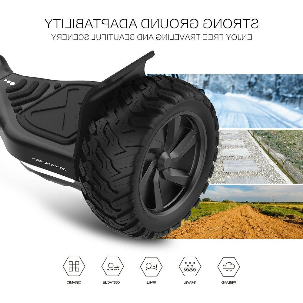 """City 8.5"""" Electric Scooter Bluetooth Speaker"""
