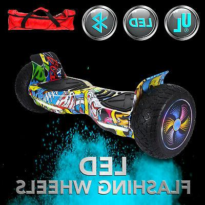 """8.5"""" Scooter Hoverboard Bluetooth UL2272"""