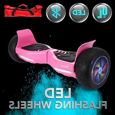 """Bluetooth 8.5"""" Hoverboard Scooter All"""
