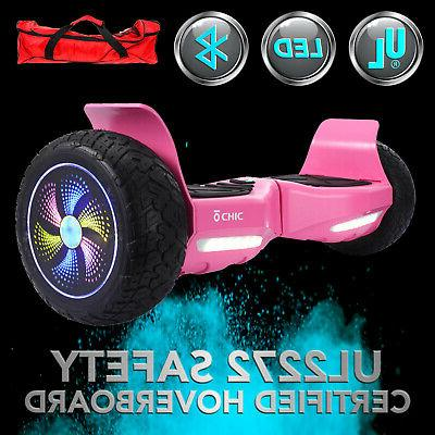 Bluetooth OFF-Road Hoverboard balancing All Pin