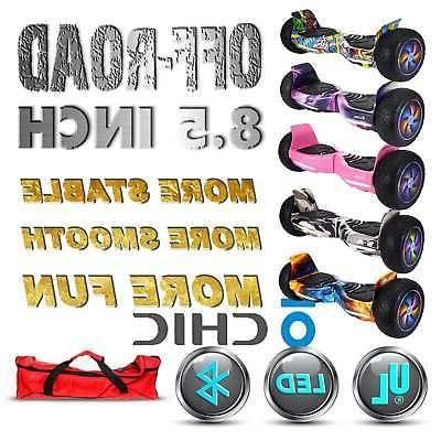8 5 inch wheel hoverboard all terrain