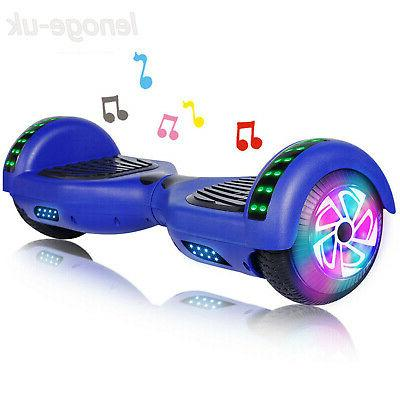 all terrain hoverboard bluetooth 6 5 led