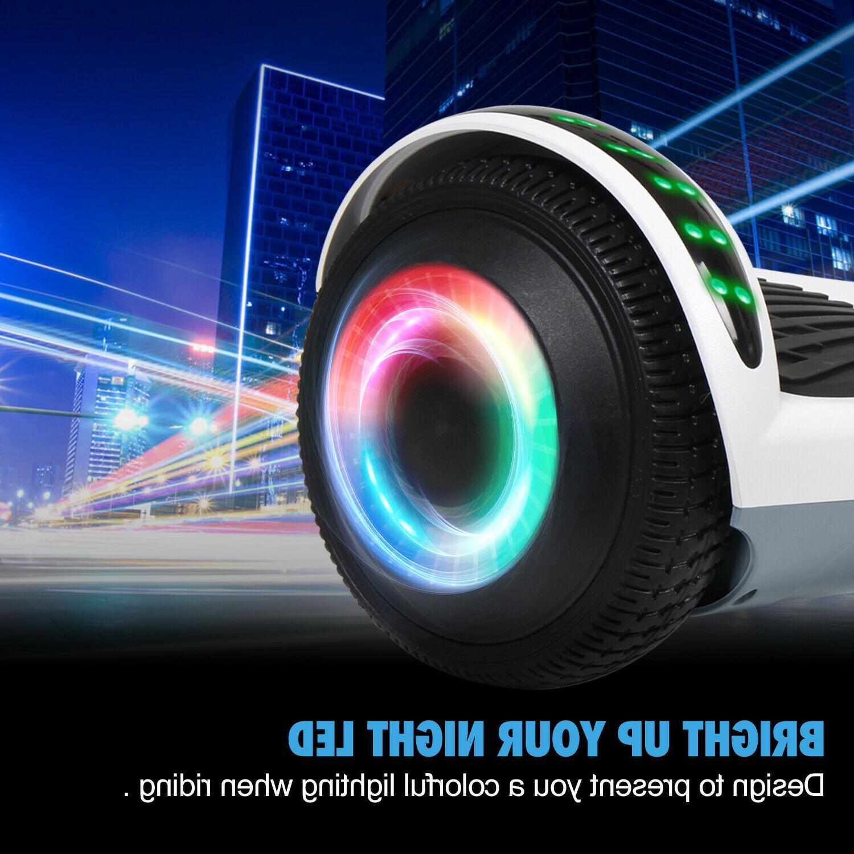 "Balancing Scooter 6.5"" Wheel Electric SHIPPING UL"