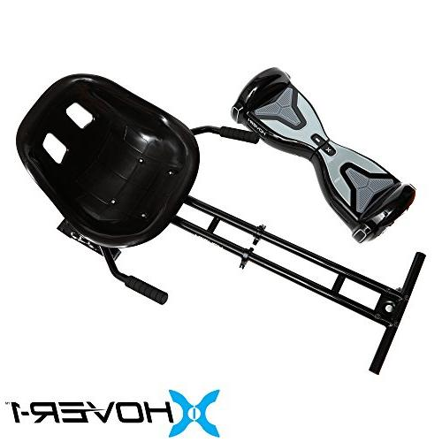 Hover-1 Buggy Attachment Electric Scooter, Hoverboard into Go-Kart