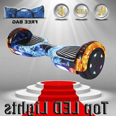 "6.5"" Hoverboard Bluetooth UL 2272+Bag"