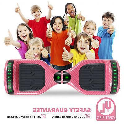 Off Bluetooth Self Balancing Girl's Gift