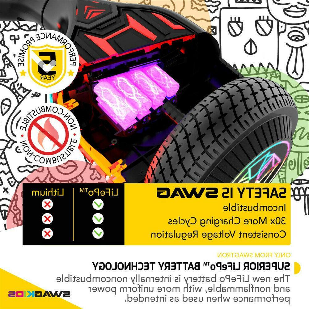 Swagboard Twist Wheels For 8+
