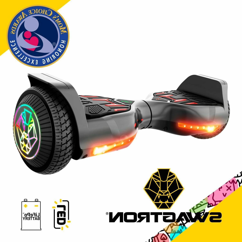 swagboard twist t580 hoverboard w light up