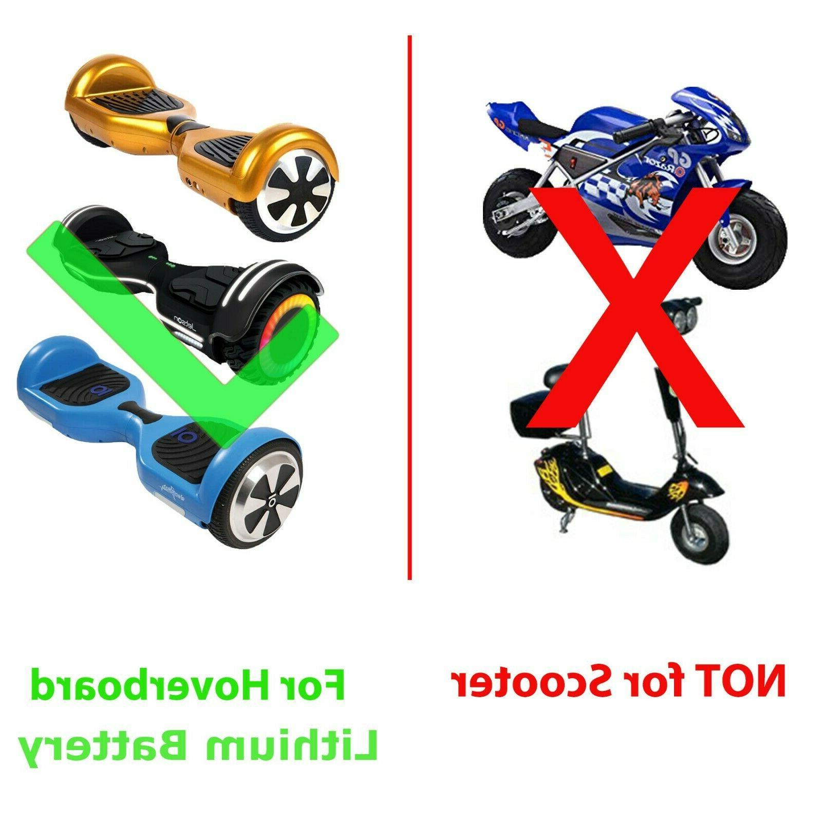Charger for Hovertrax 2.0, SWAGWAY