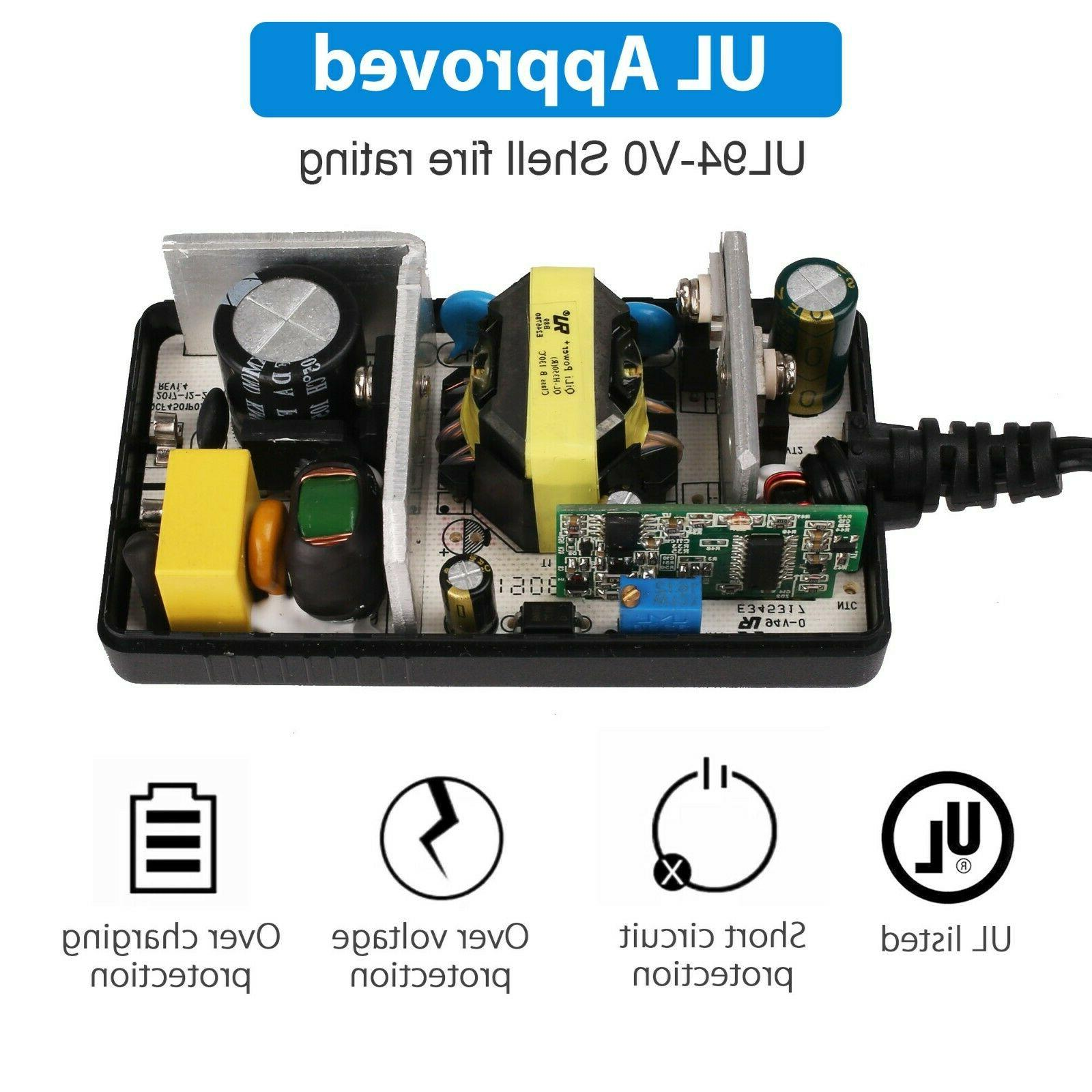 Universal Lithium Battery Charger for 2.0, SWAGWAY