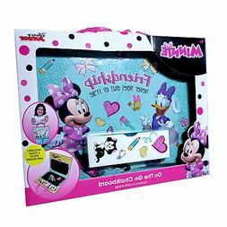 Disney Minnie Mouse On-the-Go Chalkboard Art Activity Creati