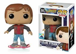Funko Pop Movies Back To The Future 2 Marty McFly On Hoverbo