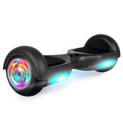 "Rechargeable 6.5"" Kids Balancing Scooter w/LED and Wireless"