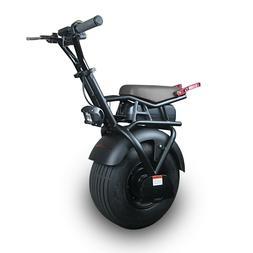 SUPERRIDE S1000 Self Balancing Electric Unicycle – One Big