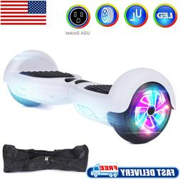 """Self Balancing Electric Scooter Hoverboard for Kids 6.5"""" UL"""