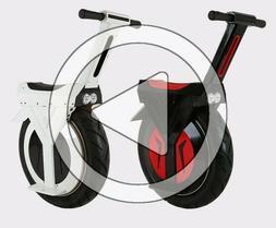 Single Wheel Self Balancing Electric Scooter Urban Commuting
