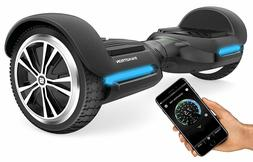 Open Box Swagtron T580 Hoverboard Scooter 6In Wheel w Blueto