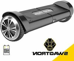 SWAGTRON T8 Lithium-Free Battery Hoverboard Self-Balancing S